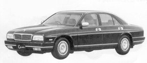 Nissan Cima TYPE II 1992 г.