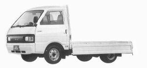 Mazda Eunos Truck CARGO 2WD 850KG 2000 DIESEL 1992 г.