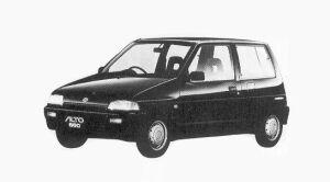 Suzuki Alto  1992 г.