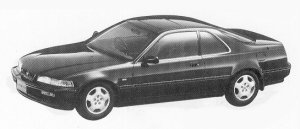 HONDA LEGEND 1992 г.