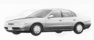 Mitsubishi Eterna 1.8 16V LU-4 1992 г.