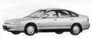 Mazda Efini MS-6 V6 2.0 TYPE G 1992 г.