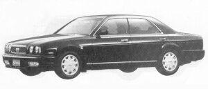 Nissan Gloria V30E S 1992 г.
