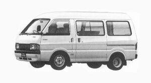 Mazda Eunos Cargo VAN 2WD FULL WIDE LOW HIGH ROOF 1992 г.