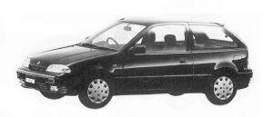 Suzuki Cultus 1300 G 1992 г.