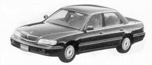 Mitsubishi Debonair EXCEED III 1992 г.