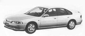 Honda Ascot Innova 2.3SI-Z 1992 г.