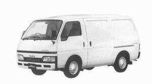 Isuzu Fargo PANEL VAN LD 2WD 1992 г.