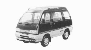 Daihatsu Atrai SUPER CRUISE ALL TIME 4WD 1992 г.