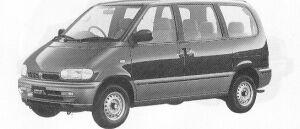 Nissan Vanette SERENA 2WD FX GASOLINE 2000 1992 г.