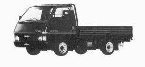 Isuzu Fargo Truck LT 1992 г.