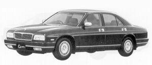 Nissan Cima TYPE I 1992 г.
