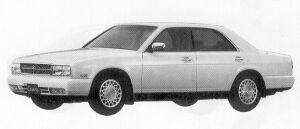 Nissan Cedric RD28 1992 г.
