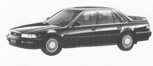 Honda Ascot 2.0FBX-I 1992 г.