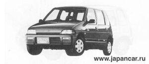 Suzuki Alto 5DOOR PARKY-S FULL TIME 4WD 1990 г.