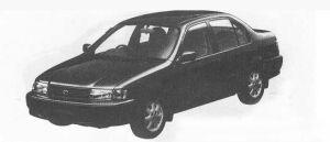 Toyota Corsa 4DOOR 1500 VIT-X 1990 г.