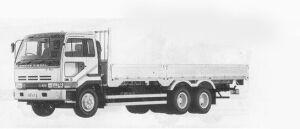 Nissan Big Thumb DIESEL CW(6*4) 1990 г.