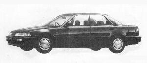 Honda Integra 4DOOR HARD TOP XSI 1990 г.