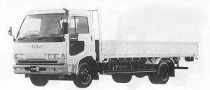 Hino Ranger NEW DAY CAB FB 3.5T 1990 г.