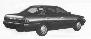 Toyota Corona Exiv 1.8TR 1990 г.