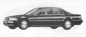 Honda Accord Inspire AX-i 1990 г.