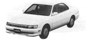 Toyota Vista 2000 DIESEL TURBO 1990 г.