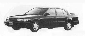 Nissan Maxima SE 1990 г.