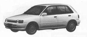 Toyota Starlet X 1990 г.