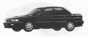 Mitsubishi Galant 2.0DOHC TURBO VR-4 1990 г.