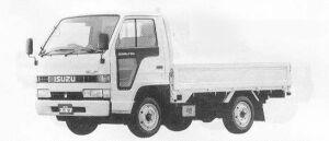 Isuzu Elf 1.5T FULL FLAT LOW STANDARD 1990 г.