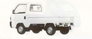 Honda Acty Truck STD 1990 г.