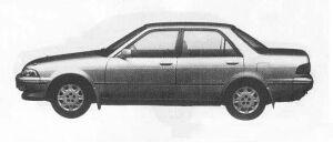 Toyota Carina 4DOOR SEDAN 1600 1990 г.