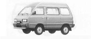 Subaru Domingo 4WD 1.2L GS 1990 г.