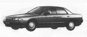 Nissan Skyline 4DOOR SPORT SEDAN GXI 1990 г.
