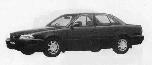 Toyota Vista SEDAN 2000VX 1990 г.