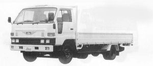 Hino Ranger LONG 2T 1990 г.