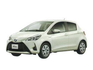 Toyota Vitz Hybrid U 2019 г.