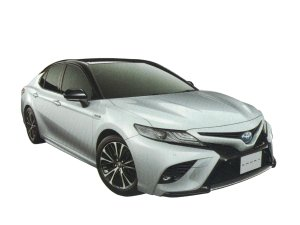 Toyota Camry WS Leather Package 2019 г.