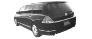 Honda Odyssey M FF 2004 г.