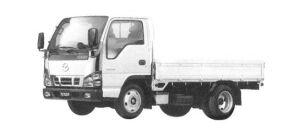 Mazda Titan 2 ton 4.8 liter Full Wide & Low, 2WD, Narrow Cabin Custom 2004 г.