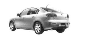 Mazda Axela 15F 2004 г.