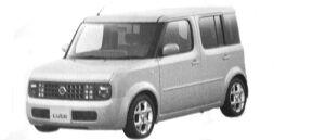 Nissan Cube EX (2WD) <XTRONIC CVT-M6> 2004 г.