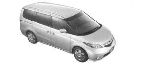 Honda Elysion X FF 2004 г.