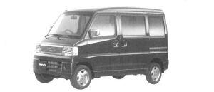 Mitsubishi Town Box RX 2004 г.