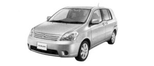 """Toyota Raum """"G Package"""" 2004 г."""