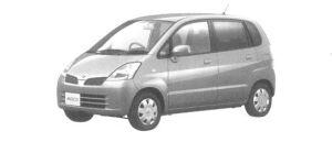 Nissan Moco C (2WD) 2004 г.