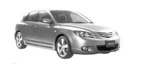 Mazda Axela Sport 23S 2004 г.
