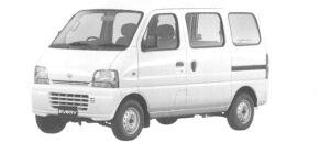 Suzuki Every PA (High Roof) 2004 г.