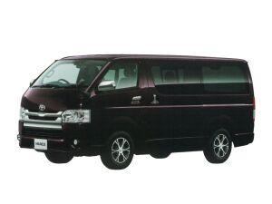 Toyota Hiace Van Long Van, 2/5-Seater, 5 Doors, Super GL (2WD - 2800 diesel) 2020 г.