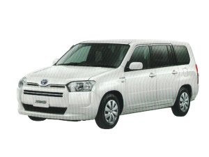 Toyota Succeed TX (2WD) 2020 г.
